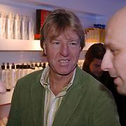 NLD/Tilburg/20060129 - Opening kapsalon John Beerens Tilburg, Aad de Mos