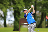 Darren Leufer (Athenry) during the final round of the Connacht Boys Amateur Championship, Oughterard Golf Club, Oughterard, Co. Galway, Ireland. 05/07/2019<br /> Picture: Golffile   Fran Caffrey<br /> <br /> <br /> All photo usage must carry mandatory copyright credit (© Golffile   Fran Caffrey)