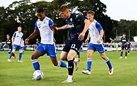 Leeds United's Jack Clarke<br /> <br /> Photographer Alex Dodd/CameraSport<br /> <br /> Football Pre-Season Friendly - Guiseley v Leeds United - Thursday July 11th 2019 - Nethermoor Park - Guiseley<br /> <br /> World Copyright © 2019 CameraSport. All rights reserved. 43 Linden Ave. Countesthorpe. Leicester. England. LE8 5PG - Tel: +44 (0) 116 277 4147 - admin@camerasport.com - www.camerasport.com