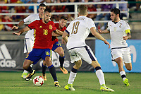 Spain's Alfonso during international sub 21 friendly match. September 1,2017.(ALTERPHOTOS/Acero)
