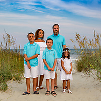 Brian and Salma Maday Family Portraits, North Myrtle Beach, SC