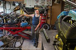 Irish Rich Ryan. Broomfield, CO, USA. July 21, 2016.  Photography ©2016 Michael Lichter.