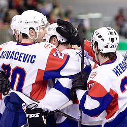 20100417: SLO, IIHF Ice Hockey World Championship DIV I Group B, Slovenia vs Poland