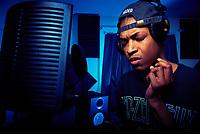 Nashville hip-hop artist Mike Floss