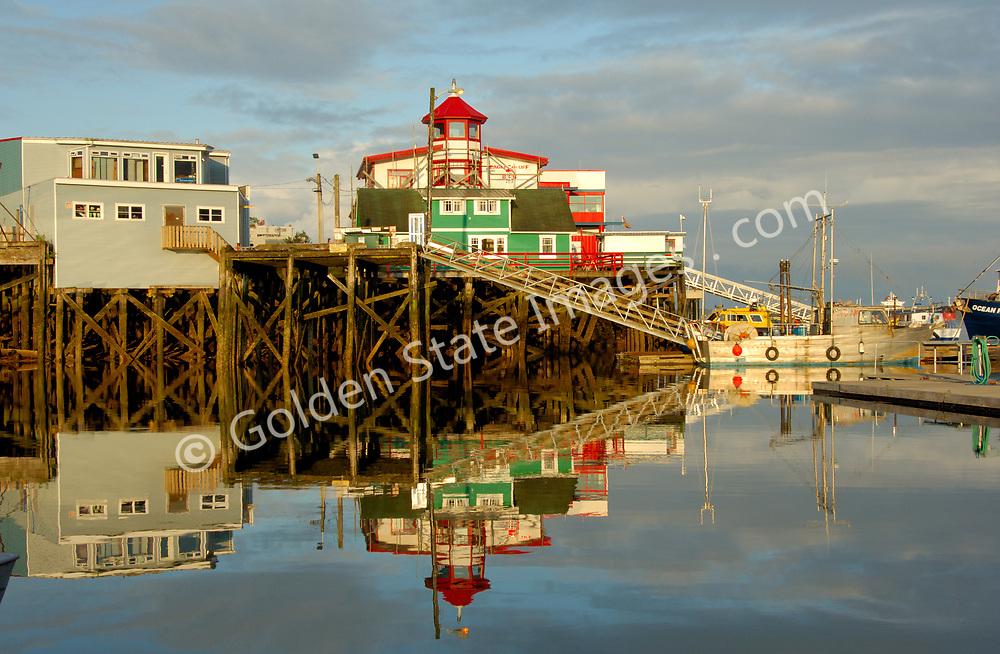 Prince Rupert Boat Dock