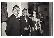 Nick Ashley, Taki, Isobel Goldsmith, Leeds Castle, 1985