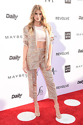 Guests arrive at the 3rd Annual Fashion LA Awards in Hollywood, California. 02 Apr 2017 Pictured: Charlotte McKinney. Photo credit: MEGA TheMegaAgency.com +1 888 505 6342