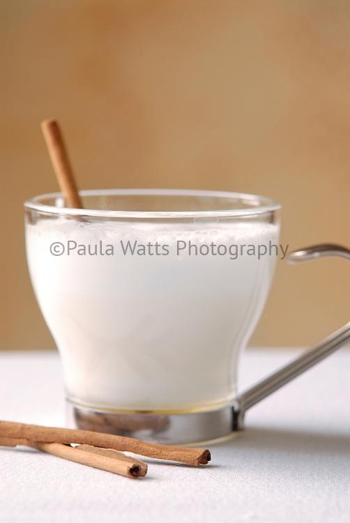 dulce de leche with cinnamon
