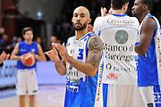 DESCRIZIONE : Campionato 2015/16 Serie A Beko Dinamo Banco di Sardegna Sassari - Consultinvest VL Pesaro<br /> GIOCATORE : David Logan<br /> CATEGORIA : Postgame - Ritratto<br /> SQUADRA : Dinamo Banco di Sardegna Sassari<br /> EVENTO : LegaBasket Serie A Beko 2015/2016<br /> GARA : Dinamo Banco di Sardegna Sassari - Consultinvest VL Pesaro<br /> DATA : 23/11/2015<br /> SPORT : Pallacanestro <br /> AUTORE : Agenzia Ciamillo-Castoria/C.Atzori