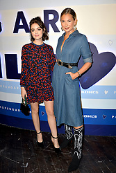 September 12, 2018 - New York, NY, USA - September 12, 2018  New York City..Lucy Hale and Danielle Bernstein attending the POPSUGAR and Kohl's launch event on September 12, 2018 in New York City. (Credit Image: © Kristin Callahan/Ace Pictures via ZUMA Press)