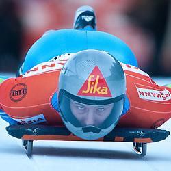 20110116: AUT, FIBT World Cup, Innsbruck Igls