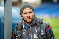 LONDON, ENGLAND - MARCH 31: Yohan Cabaye (7) of Crystal Palace during the Premier League match between Crystal Palace and Liverpool at Selhurst Park on March 31, 2018 in London, England.