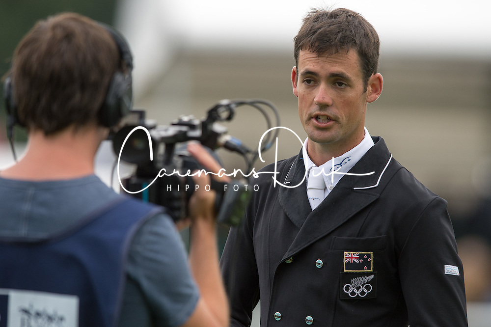 Jonathan Paget (NZL)<br /> CCI4* Land Rover Burghley Horse Trials<br /> Stamford 2013<br /> © Hippo Foto - Jon Stroud