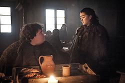 September 1, 2017 - Ben Hawkey, Maisie Williams..'Game Of Thrones' (Season 7) TV Series - 2017 (Credit Image: © Hbo/Entertainment Pictures via ZUMA Press)