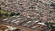 Ribeirao Preto_SP, Brasil...Projeto do Governo Federal Minha Casa Minha Vida. Na foto conjunto de predios Recanto Lagoinha, no bairro Lagoinha em Ribeirao Preto, Sao Paulo...Civil construction for the government program: Minha Casa, Minha Vida (My House, My life) in Lagoinha neighborhood in Ribeirao Preto, Sao Paulo...Foto: LEO DRUMOND / NITRO