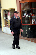 ***EXCLUSIVE**.Michael Caine..British Actor, Michael Caine, walking around the streets of Beverly Hills..Beverly Hills, CA, USA..Sunday, March 29, 2009..Photo By Celebrityvibe.com.To license this image please call (212) 410 5354; or Email: celebrityvibe@gmail.com ;.website: www.celebrityvibe.com.