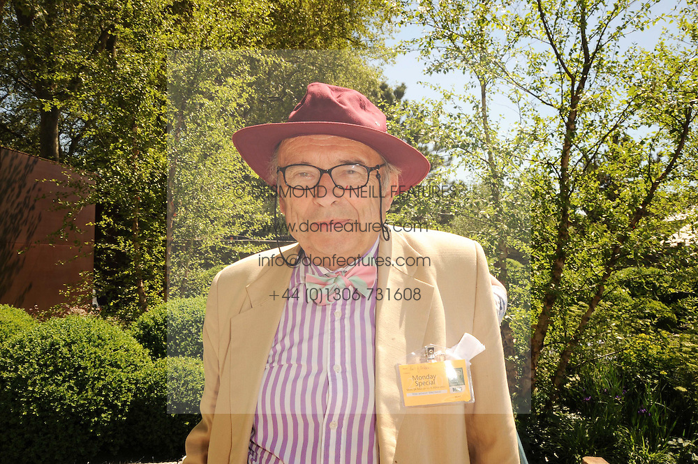 Th 2010 Royal Horticultural Society Chelsea Flower show in the grounds of Royal Hospital Chelsea, London on 24th May 2010.<br /> <br /> Picture shows:-The EARL OF ONSLOW