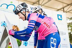 ČERNE Gregor  Matija (SLO) of KK Grega Bole Bled during the UCI Class 1.2 professional race 4th Grand Prix Izola, on February 26, 2017 in Izola / Isola, Slovenia. Photo by Vid Ponikvar / Sportida