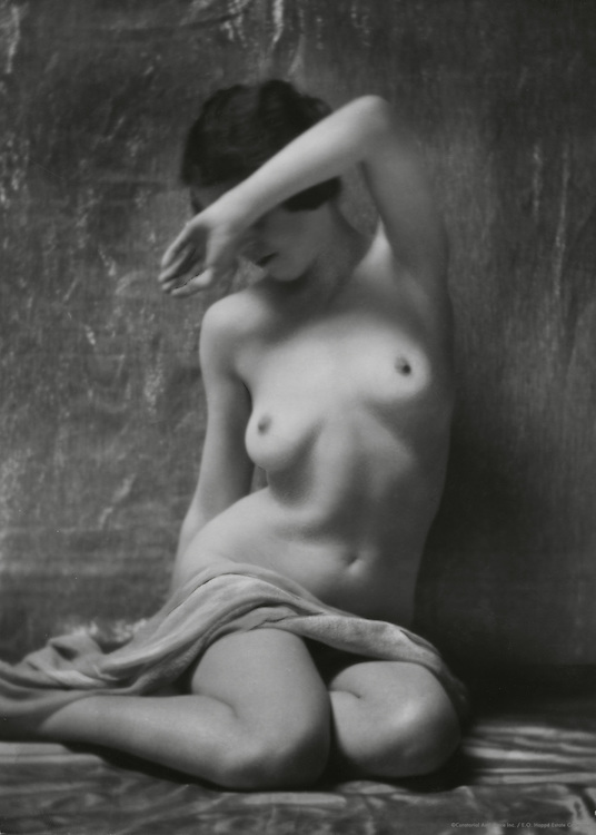 Miss Friesly, model, 1924