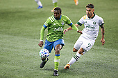 MLS-Portland Timbers at Seattle Sounders-Oct 22, 2020