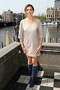 Perspresentatie van de  bioscoopfilm LOFT in  het Amstel Hotel in Amsterdam.<br /> <br /> op de foto:  Anna Drijver