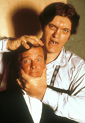 September 10, 2014 - File - RICHARD KIEL, the 7-foot-2 actor best known for portraying the James Bond villain Jaws has died at age 74. Kiel died Wednesday at St. Agnes Medical Center. A cause of the death was not released. Kiel, who has credits in more than 65 TV shows and 20 movies, was best known for playing the hulking, metal-mouthed Bond villain in 'The Spy Who Loved Me' and 'Moonraker.' Pictured - RELEASE DATE: July 07, 1977. FILM TITLE: The Spy Who Loved Me. STUDIO: Sony Pictures. PICTURED: Roger Moore as James Bond, Richard Kiel as Jaws. (Credit Image: © Sony Pictures Classics/Entertainment Pictures/ZUMAPRESS.com)