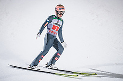 30.12.2018, Schattenbergschanze, Oberstdorf, GER, FIS Weltcup Skisprung, Vierschanzentournee, Oberstdorf, 2. Wertungsdurchgang, im Bild Stefan Kraft (AUT) // Stefan Kraft of Austria during his 2nd Competition Jump for the Four Hills Tournament of FIS Ski Jumping World Cup at the Schattenbergschanze in Oberstdorf, Germany on 2018/12/30. EXPA Pictures © 2018, PhotoCredit: EXPA/ JFK