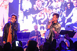 Tommy Torres performs onstage during the 9th Annual BMI & Rebeleon Entertainment's 'Los Producers Charity Concert' held at The Hard Rock Cafe on November 14, 2019 in Las Vegas, Nevada, United States (Photo by JC Olivera for BMI & Rebeleon Entertainment)
