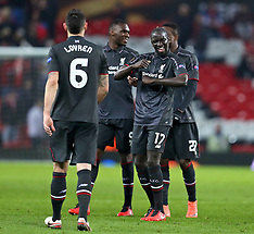 160317 Man Utd v Liverpool Europa League