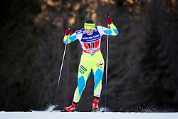 Eva Urevc (SLO) during the ladies team sprint race at FIS Cross Country World Cup Planica 2016, on January 17, 2016 at Planica, Slovenia. Photo By Urban Urbanc / Sportida