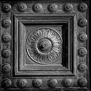 Door detail, Granada, Spain (December 2006)