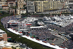 May 26, 2018 - Monte Carlo, Monaco - Motorsports: FIA Formula One World Championship 2018, Grand Prix of Monaco, ..#3 Daniel Ricciardo (AUS, Aston Martin Red Bull Racing) (Credit Image: © Hoch Zwei via ZUMA Wire)