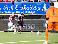 FotballFørstedivisjonTromsø IL vs Kristiansund29.05.2014Benny Lekström, TromsøHans Eriksen Norbye, TromsøDan Peter Ulvestad(?), KristiansundFoto: Tom Benjaminsen / Digitalsport
