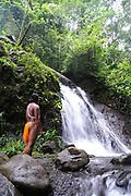 Indígenas emberá / comunidad indígena emberá, Panamá.<br /> <br /> Edición de 5   Víctor Santamaría.