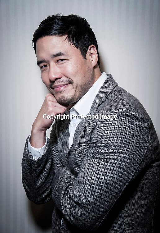 Actor Randall Park, Washington DC, 2015