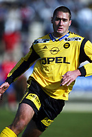Fotball, La Manga, Spania. 01. mars 2002. Clayton Zane, Lillestrøm.