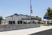 Columbia Elementary School in El Monte
