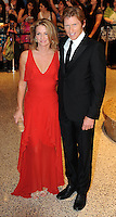 Dennis Leary arrives for the White House Correspondents Dinner in Washington, DC