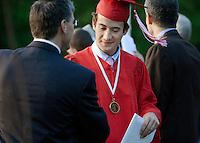 Laconia High School Graduation Friday, June 10, 2011.Laconia High School commencement ceremony June 10, 2011.