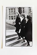 COSIMA FRY; LADY ANNABEL GOLDSMITH, JILL GOLDSMITH, Charles Douglas -Home memorial, St. Paul's. London, Used Feb 86.