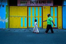 Surabaya Streets, Surabaya, Java, Indonesia