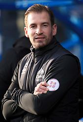 Huddersfield Town manager Jan Siewert during the Premier League match at the John Smith's Stadium, Huddersfield.