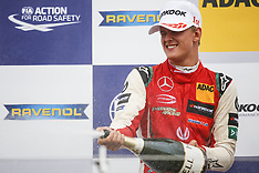 Formula 3 Silverstone - 18 Aug 2018