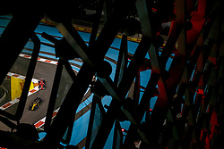 November 24, 2017 - Abu Dhabi, United Arab Emirates - Motorsports: FIA Formula One World Championship 2017, Grand Prix of Abu Dhabi, .#55 Carlos Sainz Junior (ESP, Renault Sport F1 Team), #7 Kimi Raikkonen (FIN, Scuderia Ferrari) (Credit Image: © Hoch Zwei via ZUMA Wire)