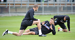 19.05.2010, Arena, Irdning, AUT, FIFA Worldcup Vorbereitung, Training England, im Bild Steven Gerrard (FC Liverpool), EXPA Pictures © 2010, PhotoCredit: EXPA/ S. Zangrando / SPORTIDA PHOTO AGENCY
