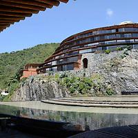 Valle de Bravo, México.- Aspectos de Valle de Bravo en donde se llevo a cabo la firma del Convenio de Colaboración GEM-TURISSSTE. Agencia MVT / José Hernández