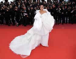 Aishwarya Rai Bachchan attending the La Belle Epoque Premiere, during the 72nd Cannes Film Festival. Photo credit should read: Doug Peters/EMPICS