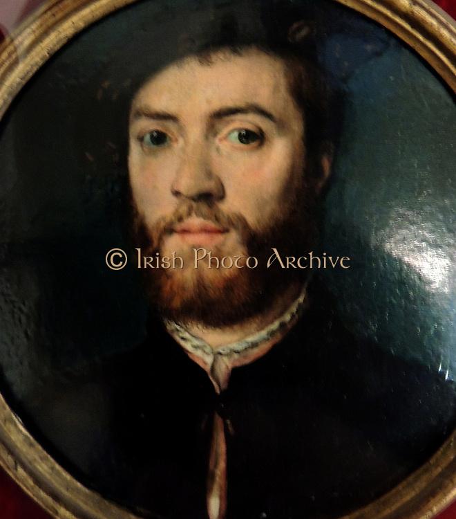 Portrait of Unknown Man 1535. Corneille de Lyon