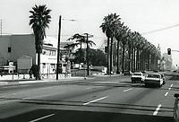 1972 Sunset Blvd. & Orange Dr.