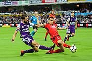 Rnd 14 Perth Glory v Adelaide United